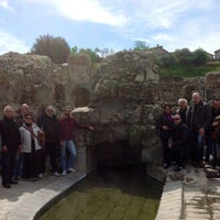 Photo taken at Terme Romane di Fordongianus by Pina V. on 3/30/2014