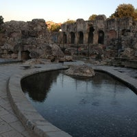 Photo taken at Terme Romane di Fordongianus by Pina V. on 3/28/2014