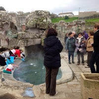 Photo taken at Terme Romane di Fordongianus by Pina V. on 1/11/2014
