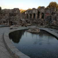 Photo taken at Terme Romane di Fordongianus by Pina V. on 8/10/2013
