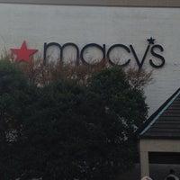 Photo taken at Macy's by April Rose L. on 11/19/2013
