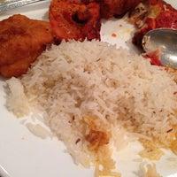Photo taken at Shalimar Indian Restaurant by April Rose L. on 11/24/2013
