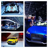 Photo taken at Audi на mmac by Luibov O. on 9/5/2014