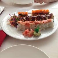 Photo taken at Sushi & Martini Bar by Ксю on 6/27/2013