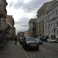 Photo taken at Вулиця Сумська / Sumska Street by Cate B. on 3/30/2013