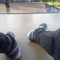 Photo taken at Ghisi Skate Park by Simone B. on 10/3/2012