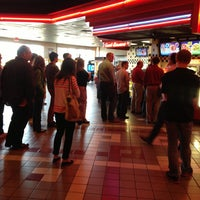 Photo taken at Regal Cinemas Eastview Mall 13 by Tatjana L. on 6/20/2013