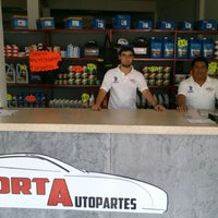 Photo taken at Forta Autopartes by Emilio V. on 7/18/2013