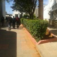 Photo taken at Faculté Des Sciences Mohamed V by Chahinaz J. on 3/28/2013