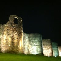 Foto tirada no(a) Muralla Romana por Ivannia F. em 11/19/2012