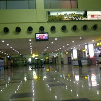 Photo taken at Sam Ratulangi International Airport (MDC) by Fransisca R. on 4/1/2013