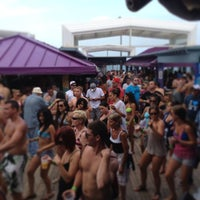Photo taken at Martell's Tiki Bar by djmenson on 7/21/2013