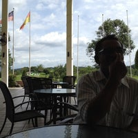 Photo taken at Danau Golf Club Cafetaria by Kayrul A. on 12/26/2012