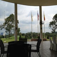 Photo taken at Danau Golf Club Cafetaria by Kayrul A. on 1/9/2013