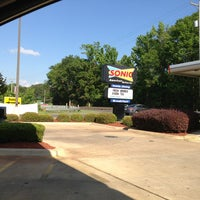 Photo taken at SONIC Drive In by Dwight B. on 5/27/2013