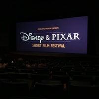 Photo taken at Disney & Pixar Short Film Festival (Magic Eye Theater) by Michael B. on 11/15/2017