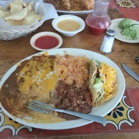 Photo taken at The Original Mexican Restaurant by Kimberly G. on 3/17/2013