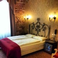 Photo taken at Hotel Justus Riga by Антоний К. on 3/14/2013