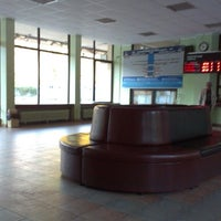 Photo taken at ЖП Гара Своге (Svoge Railway Station) by Yoana S. on 9/20/2013