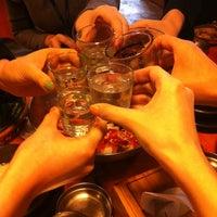 Photo taken at 헬로우깡통(신천) by Soomee K. on 1/23/2013