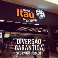 Photo taken at Espaço Itaú de Cinema by Celso F. on 7/25/2013