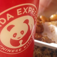 Photo taken at Panda Express by shla g. on 5/23/2016