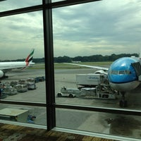 Photo taken at Gate C20 by Eka W. on 5/16/2013