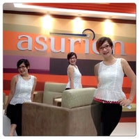 Photo taken at Ascendas Tower by Chu B. on 8/15/2013