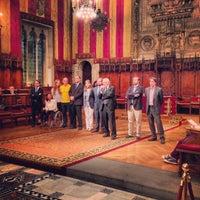 Photo taken at Ajuntament de Barcelona by Xavier Trias on 5/29/2013