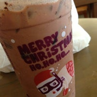 Photo taken at ChaTime (曰出茶太) by b e n n y on 1/1/2013