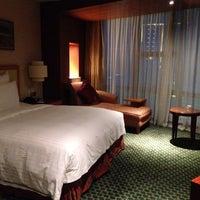 Photo taken at Nanning Marriott Hotel by keso on 9/19/2014
