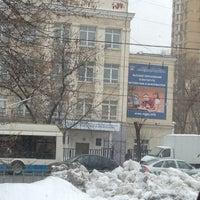 Foto tomada en Институт математики и информатики (ИМИ МГПУ) por Оля О. el 3/18/2013