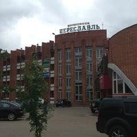 Снимок сделан в Гостиница Переславль пользователем Оля О. 6/23/2013