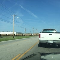Photo taken at Train Tracks (Division) by Kerri D. on 4/23/2014