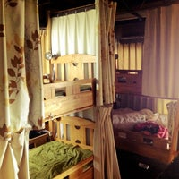 Photo taken at Nara Backpackers by Bobby H. on 5/26/2013