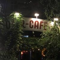 Das Foto wurde bei Ufer-Café von Dine B. am 8/16/2017 aufgenommen