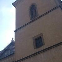 Photo taken at Salwator Klasztor by Jakub S. on 4/8/2013