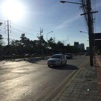 Photo taken at Chaeng Watthana Road by PARRn on 6/2/2017
