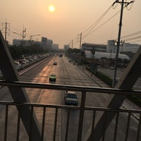 Photo taken at Chaeng Watthana Road by PARRn on 2/19/2018