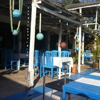 Photo taken at Phu-Talay Seafood Koh Chang by PARRn on 5/2/2013
