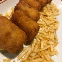 Photo taken at Restaurante Abelardo by jorge b. on 8/27/2018