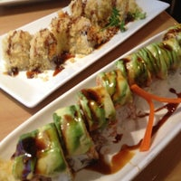 Photo taken at Sushi Ko by Jessica L. on 4/21/2013