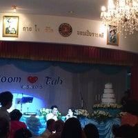Photo taken at อาคารเอนกประสงค์ นาวิกโยธิน by knmprn on 5/2/2015