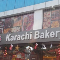 Photo taken at Karachi Bakery by Anoop J. on 12/29/2013