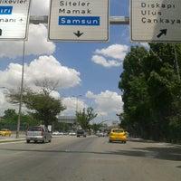 Photo taken at Samsun Yolu by Batuhan Ç. on 6/13/2013