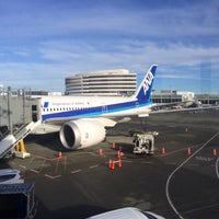 Photo taken at Gate S7 by Brian L. on 1/6/2016
