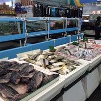 Photo taken at Shun Fat Supermarket by Oren G. on 10/27/2013