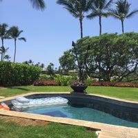 Photo taken at Exclusive Resorts - Pauoa Beach by Blake on 5/30/2015
