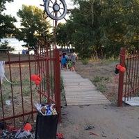 Photo taken at Green Land Aktobe by Ainura A. on 6/7/2014