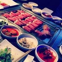 Photo taken at Gen Korean BBQ House by Milani S. on 3/12/2013